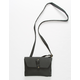 T-SHIRT AND JEANS Knot Front Black Crossbody Bag