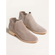 DOLCE VITA Suede Womens Booties