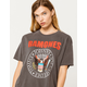 MERCH TRAFFIC Ramones Eagle Womens Boyfriend Tee