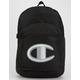 CHAMPION Supercize Novelty Black Backpack
