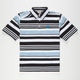 VOLCOM Think Stripe Boys Polo Shirt