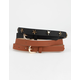 FULL TILT Star Studded Belt Pack