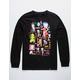 HUF x Betty Boop Decals Mens T-Shirt