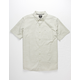HURLEY One And Only Oatmeal Mens Shirt