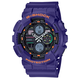 G-SHOCK GA140-6A Purple Watch