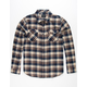 VALOR Thames Mens Flannel Shirt