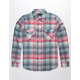 VALOR Subdivisions Mens Flannel Shirt