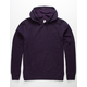 INDEPENDENT TRADING COMPANY Purple Mens Hoodie