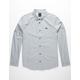 RVCA That'll Do Stretch Gray Mens Shirt