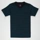 BLUE CROWN Duo Mini Stripe Boys T-Shirt