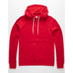 INDEPENDENT TRADING COMPANY Red Mens Hoodie