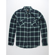 RSQ Arlington Mens Flannel Shirt