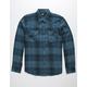 RSQ Tamarack Mens Flannel Shirt
