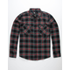 RSQ Hangout Mens Flannel Shirt