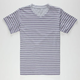 BLUE CROWN Duo Mini Stripe Boys T-Shirt