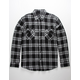 COASTAL Utica Mens Flannel Shirt