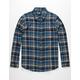 RSQ Carolina Mens Flannel Shirt