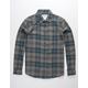 VSTR Ghost Town Mens Flannel Shirt