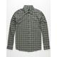 RSQ Tic Tac Doh Mens Flannel Shirt