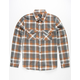 SHOUTHOUSE Puerto Mens Flannel Shirt