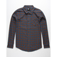 RSQ Downtown Mens Flannel Shirt