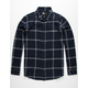RSQ Double Vision Mens Flannel Shirt