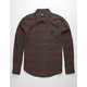 RSQ Uptown Mens Flannel Shirt