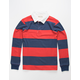 VSTR Dropout Rugby Mens Polo Shirt