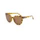 VON ZIPPER Fairchild Spotted Tortoise Sunglasses
