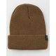 BRIXTON Heist Coyote Brown Beanie