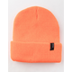 BRIXTON Heist Blaze Orange Beanie