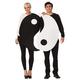 RASTA IMPOSTA Yin & Yang Couples Costume