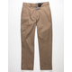 DICKIES 850 Slim Taper Flex Mushroom Mens Pants