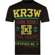 KR3W Charter Mens T-Shirt