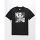 ADIDAS BB Floral Fill Mens T-Shirt