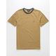 VOLCOM Thorne Stripe Mens T-Shirt