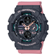 G-SHOCK GMAS140-4A Black/Peach Watch