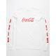 NEON RIOT Coca Cola Mens T-Shirt