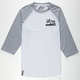 LRG Core Collection Mens Baseball Tee