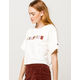 CHAMPION Heritage Womens Cropped Tee