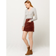 BILLABONG Magic Touch Corduroy Mini Skirt