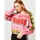 ADIDAS Womens Crop Sweater