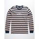 HUF Elden Knit Stripe Mens T-Shirt