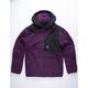 HUF Aurora Tech Purple Mens Jacket