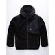 HUF Aurora Tech Black Mens Jacket