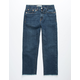 LEVI'S High Rise Ankle Dark Wash Girls Skinny Jeans