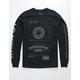 TikTok x Tillys Area 51 UFO Blueprint Mens T-Shirt