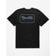 BRIXTON Grade Black Mens T-Shirt