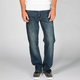 LRG Core Collection Mens Straight Leg Jeans