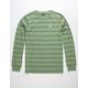 LRG Alpine Mens Stripe T-Shirt